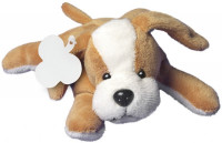 Plüsch-Hund 'Malcolm'